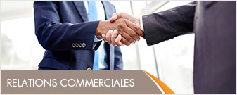 Relations commerciales